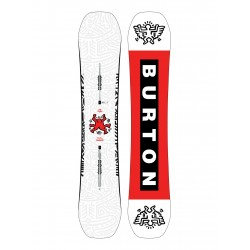 BURTON SNOW FREE THINKER CAMBER - NO COLOR