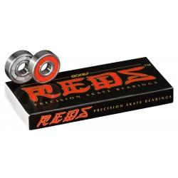 REDZ PACK DE 8 ROULEMENTS BONES - NPU