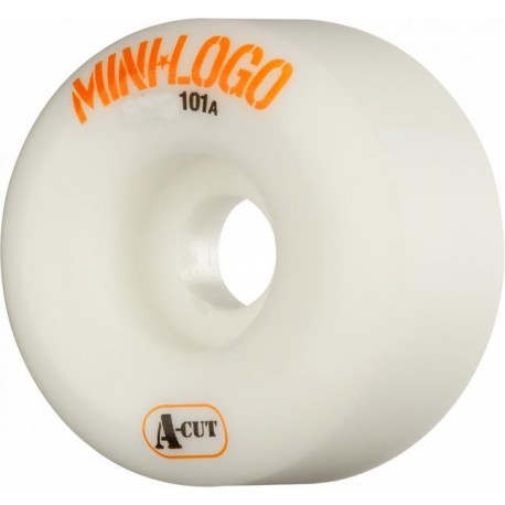 MINILOGO WHEEL A CUT - 101A