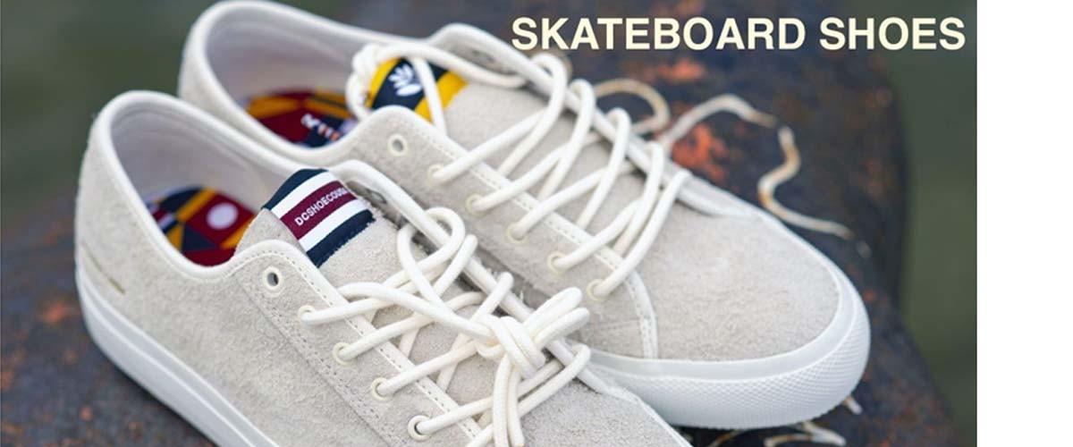 Toutes les skate shoes